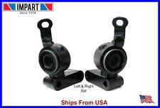 Mini Cooper Lower Control Arm Bushing Set W/Bracket   31 12 6 757 561/ 562