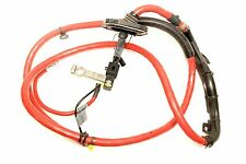 BMW E85 Z4 Positive Battery Cable With Air Bag Sensors #6 934 239