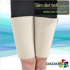Slim Deit Belt Thigh Slimming Shaper Compression Burn Fat Sweat Weight Loss