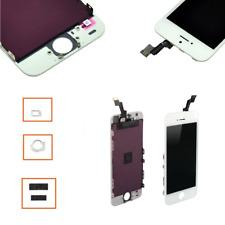 SCHERMO DISPLAY IPHONE SE BIANCO PER APPLE TOUCH SCREEN LCD RETINA VETRO FRAME