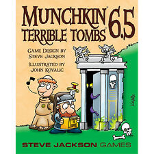 Munchkin 6.5 - Terrible Tombs - Card Game Expansion