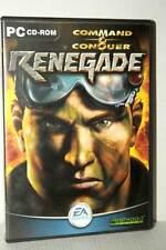 COMMAND & CONQUER RENEGADE GIOCO USATO PC CD ROM VERSIONE ITALIANA GD1 47559
