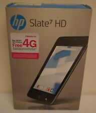 "New! HP Slate 7 HD 16GB Silver Tablet with Beats Audio (7"" Screen, Model 3400US)"