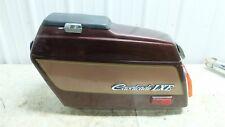 86 Suzuki GV 1400 GV1400 Cavalcade left side saddlebag saddle bag box