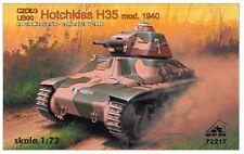 RPM 1/72 HOTCHKISS modèle H35 1940 # 72217/*