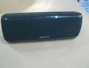 SONY SRSXB41 PORTABLE BLUETOOTH SPEAKER (BLACK) ~ GOOD CONDITION
