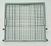 Samsung OEM Dishwasher DD82-01321A 3RD Basket Utensil Rack With Rollers