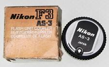 Nikon AS-3 Flash Coupler  ......... LN