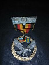 Genuine West German Air Force / US Reservistenkamerad schaft kornwestheim Medal
