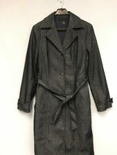Women's ZARA  Trench Coat Jacket  Casual Spring Fall Belted