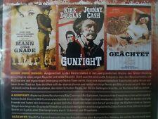 DVD  RARITÄT  3  WESTERN  LEGENDEN BOX  JAMES CAAN   KIRK DOUGLAS   JANE RUSSEL