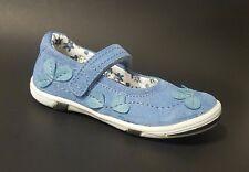 New $90 Bama Kids Toddler Girls Shoes LEATHER Mary Jane Size 8,5 USA/25 EURO