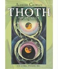 AzureGreen DTHOREG Thoth Tarot Deck by Aleister Crowley