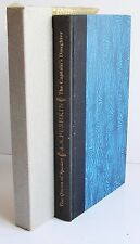 QUEEN OF SPADES THE CAPTAINS DAUGHTER Folio Society A S Pushkin illust Box VGC