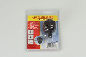 ROTHENBERGER Industrial Schraublochstanze 32 mm Durchmesser für Material bis 4mm
