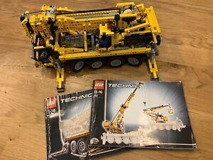 Lego Technic 8421 Motorised Mobile Crane - Excellent Condition