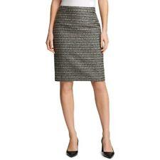 DKNY Tweed Pencil Skirt, Size 18