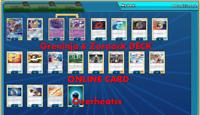 Greninja & Zoroark Deck BEST Unbroken Bonds Pokemon TCG Online PTCGO Sent FAST!