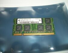 Qimonda 1GB DDR2 Laptop Memory RAM SO-DIMM 200pin PC2-5300S 667MHz