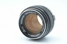 OLYMPUS G ZUIKO 50mm F1.4 As Is Condition #108418