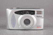Vivitar 310PZ Auto Focus Point & Shoot 35mm Film Camera 38-110mm Zoom New In Box