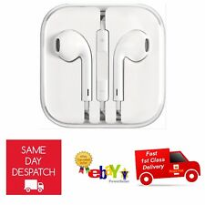 New Earphones Headphone For Apple iPhone 6s 6 5c 5 5S 5SE iPad Handsfree iPod