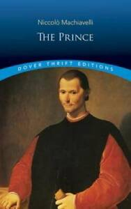 The Prince (Dover Thrift Editions) - Paperback By Niccolò Machiavelli - GOOD
