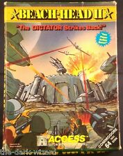 Beach Head II : The Dictator Strikes Back - Disk (1985) - Complete Commodore 64