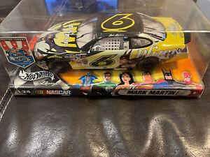 Mark Martin #6 2004 Hot Wheels Racing NASCAR Justice League