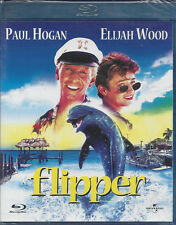 Blu-ray **FLIPPER** con Paul Hogan nuovo sigillato 1996