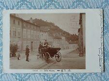 Vor 1914 frankierte Echtfotos aus Europa
