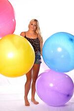 10x 315er Umfang Riesen- Luftballon ** 10x 100cm Ø Riesen- Ballons + schön weich