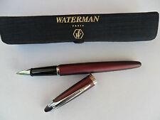 Penna sfera WATERMAN FRANCE PARIS-Ball Pen-Biro da Collezione-astuccio/custodia