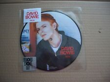 "DAVID BOWIE - TVC15 - 7"" PICTURE DISC - RECORD STORE DAY 2016 - RSD - NEW SEALED"