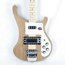 2017 Rickenbacker 4003SW Walnut Electric Bass Guitar! Dot Inlays 4003 4001 S