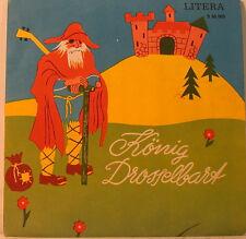 """König Thrushbeard Und Frau Holle ; 7 """" Singles (E844)"""