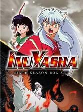 Inu Yasha: Sixth Season Box Set (DVD, 2013, 4-Disc Set) (Anime)