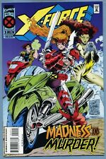 X-Force #40 1994 Deluxe Edition Marvel Comics