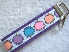 LORAX TREES/DR. SEUSS Key Fobs(really cute keychains)