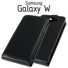 Handy Tasche Etui Hülle Samsung i8150 Galaxy W Cliptasche Flipstyle Case Neu