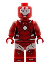 Custom progettato minifigura Pepper Potts-Rescue Ironman stampato su parti Lego