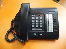 Nortel Meridian M3110 Business Telephone Phone Handset BLACK COLOR