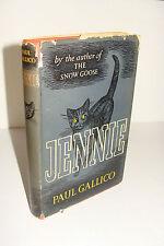 Jennie by Paul Gallico UK 1st/1st 1950 Michael Joseph Hardcover