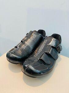 Shimano WR84 Cycling Shoes, Women's, Black, Size 37 EUR