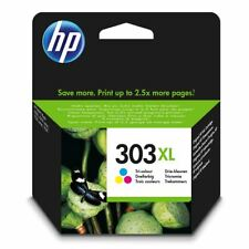 Envy Photo 6200 Tri-Colour Ink Cartridge - HP 303XL Original Ink Cartridge