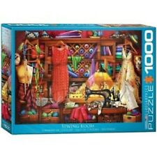 Eurographics Jigsaw Puzzle 1000 Piece - The Sewing Craft Room EG60005347