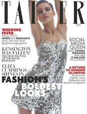 TATLER MAGAZINE JUNE 2018 ~ SEALED WITH FREE SPA GUIDE ~ NEW ~