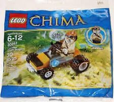 Lego Chima 30253 Leonidas Jungle Dragster polybag BN sealed retired