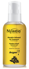 KERATIN INFUSED ARGAN OIL BY NYWELE PROFESSIONAL - 3.4oz