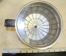 Bunn Commercial Coffee Machine Aluminum Filter Basket Funnel
